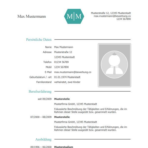 Lebenslauf Hausfrau & Mutter: Tipps & Vorlagen für den ...