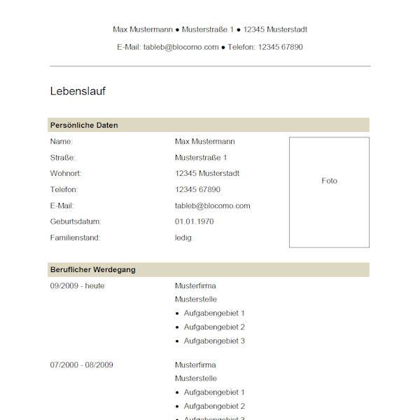 Vorlage / Muster: Vorlage 39