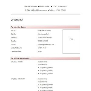 Vorlage / Muster: Vorlage 46