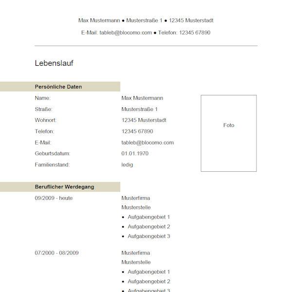 Vorlage / Muster: Vorlage 51