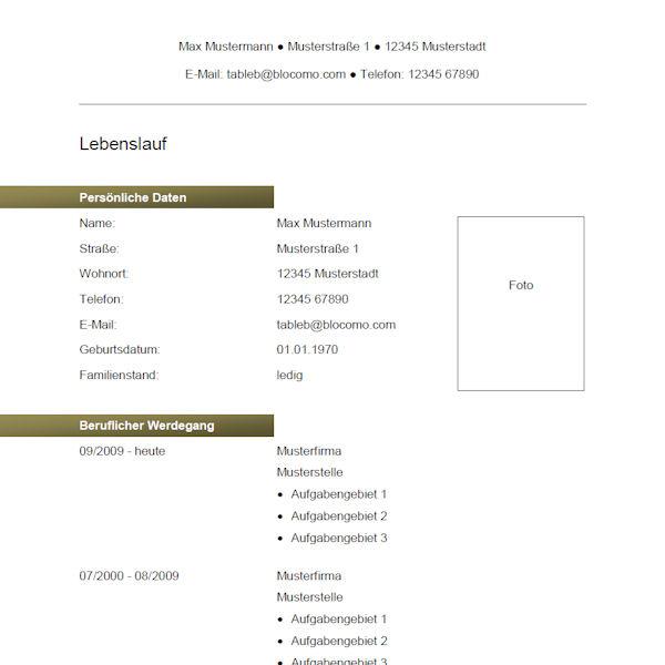 Vorlage / Muster: Vorlage 55