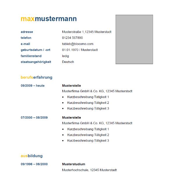 Vorlage / Muster: Vorlage 63