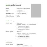 Vorlage / Muster: Vorlage 64