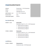 Vorlage / Muster: Vorlage 66