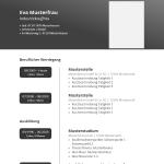 Vorlage / Muster: Dunkelgrauer Farbverlauf