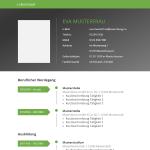 Vorlage / Muster: Dunkelgrau Grün