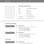 Vorlage / Muster: Grau