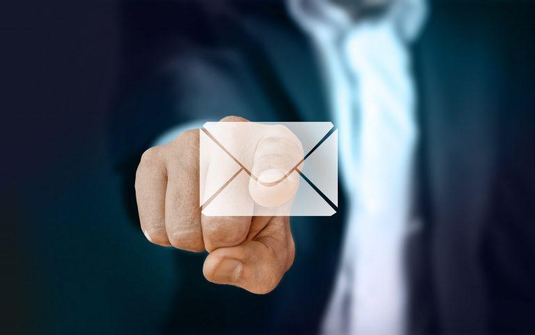 E-Mail-Bewerbung