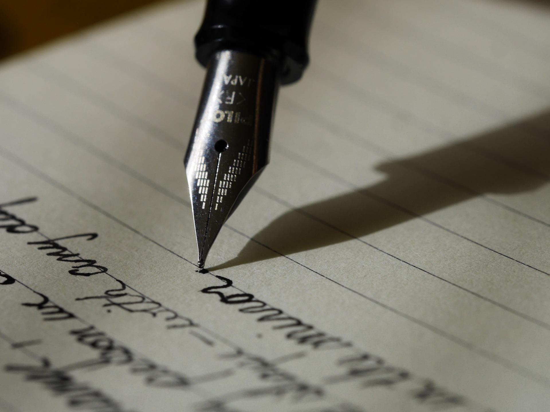 Handschriftlicher Lebenslauf Tabellarischer Lebenslauf