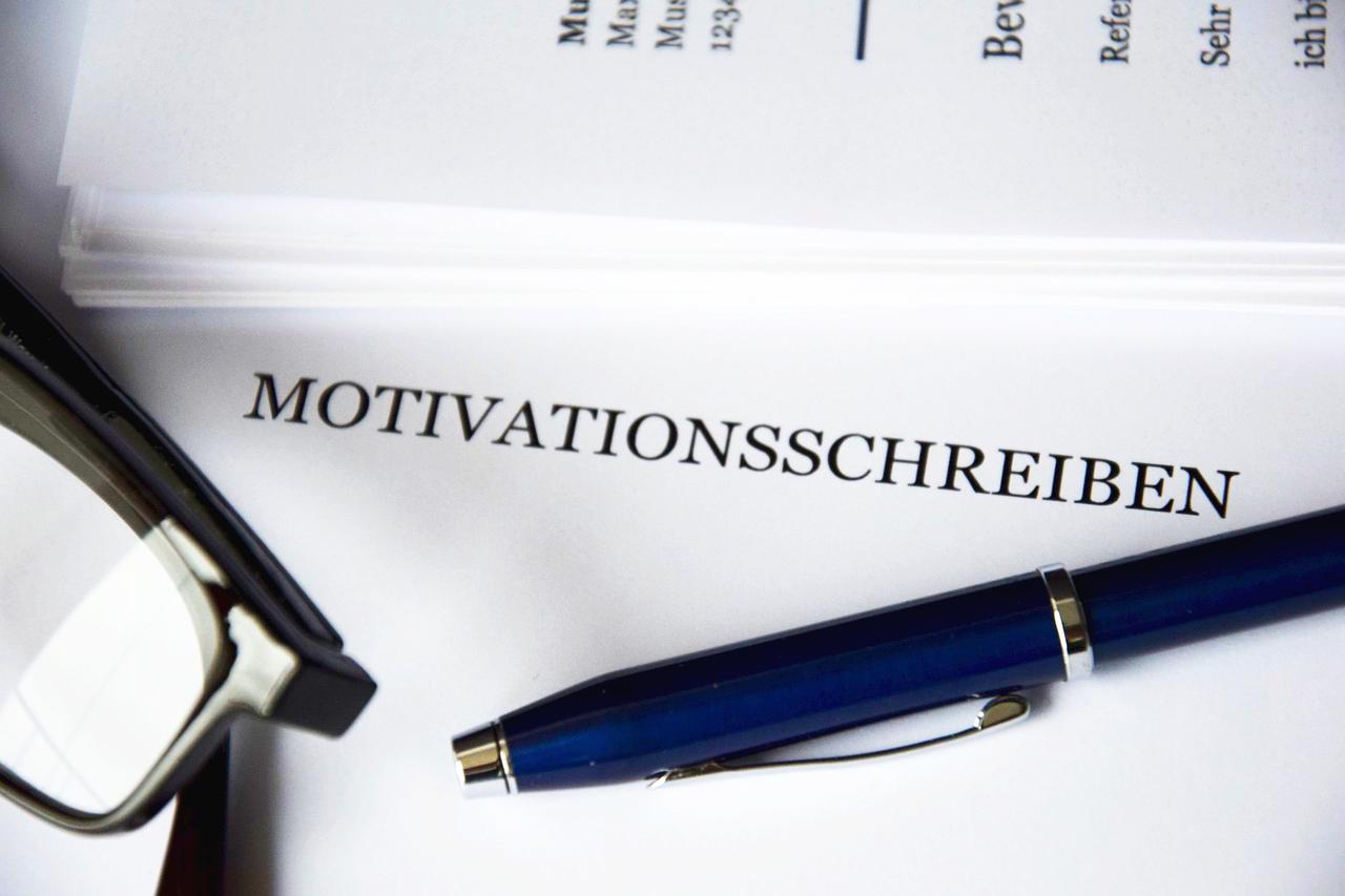 Motivationsschreiben Vorlagen Muster Und Nützliche Beispiele