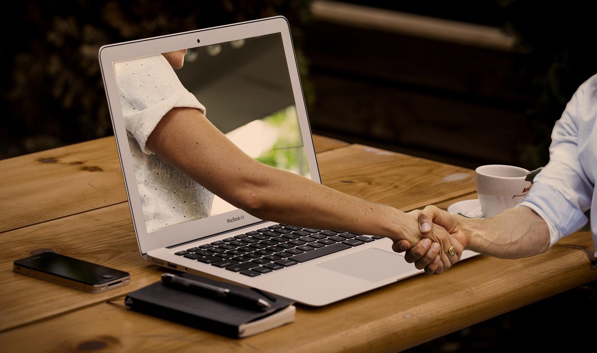 Online Lebenslauf - Von Arbeitgebern finden lassen