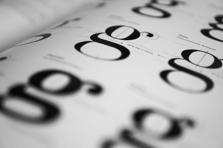 Schriftarten und Schriftgröße im Lebenslauf