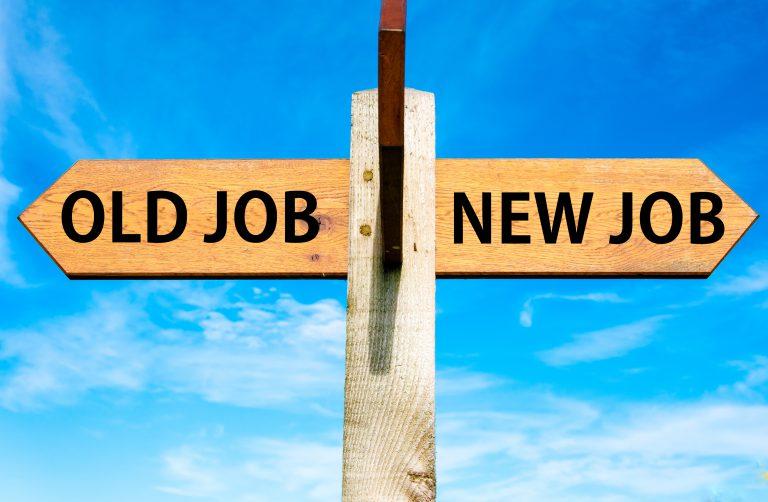 Jobwechsel begründen