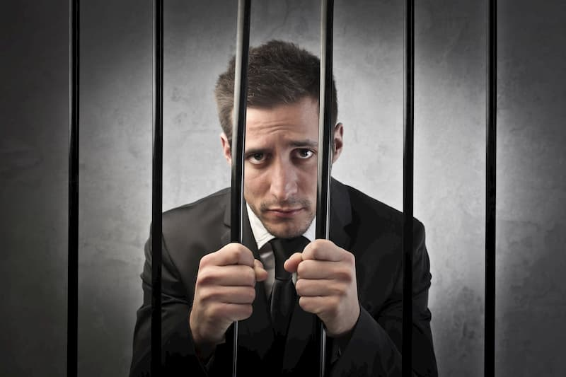 Eine Gefängnisstrafe ist ein Grund für eine personenbedingte Kündigung