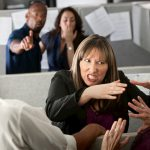 Ein gutes Konfliktmanagement verhindert eine Eskalation