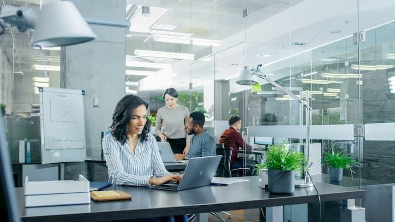 Was ist das Desk-Sharing-Konzept?