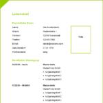 Vorlage / Muster: Vorlage 35