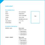 Vorlage / Muster: Vorlage 36