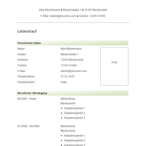 Vorlage / Muster: Vorlage 45