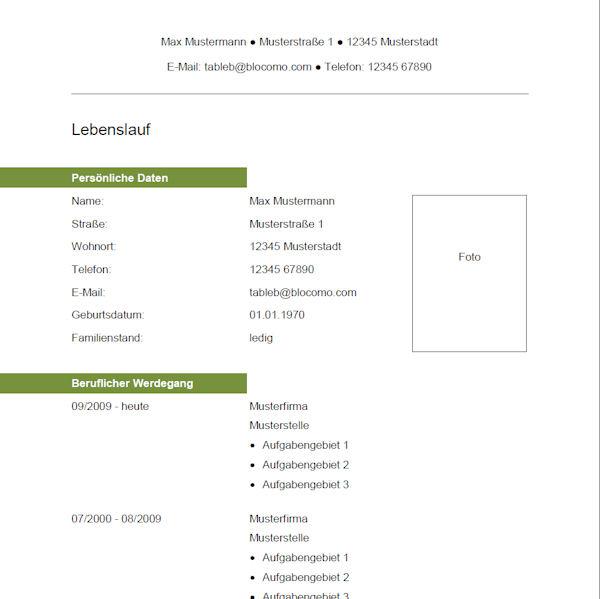 Vorlage / Muster: Vorlage 49