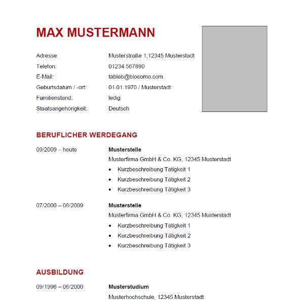 Vorlage / Muster: Vorlage 60